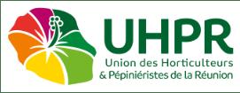 Logo de l'union des horticulteurs et pépiniéristes de La Réunion